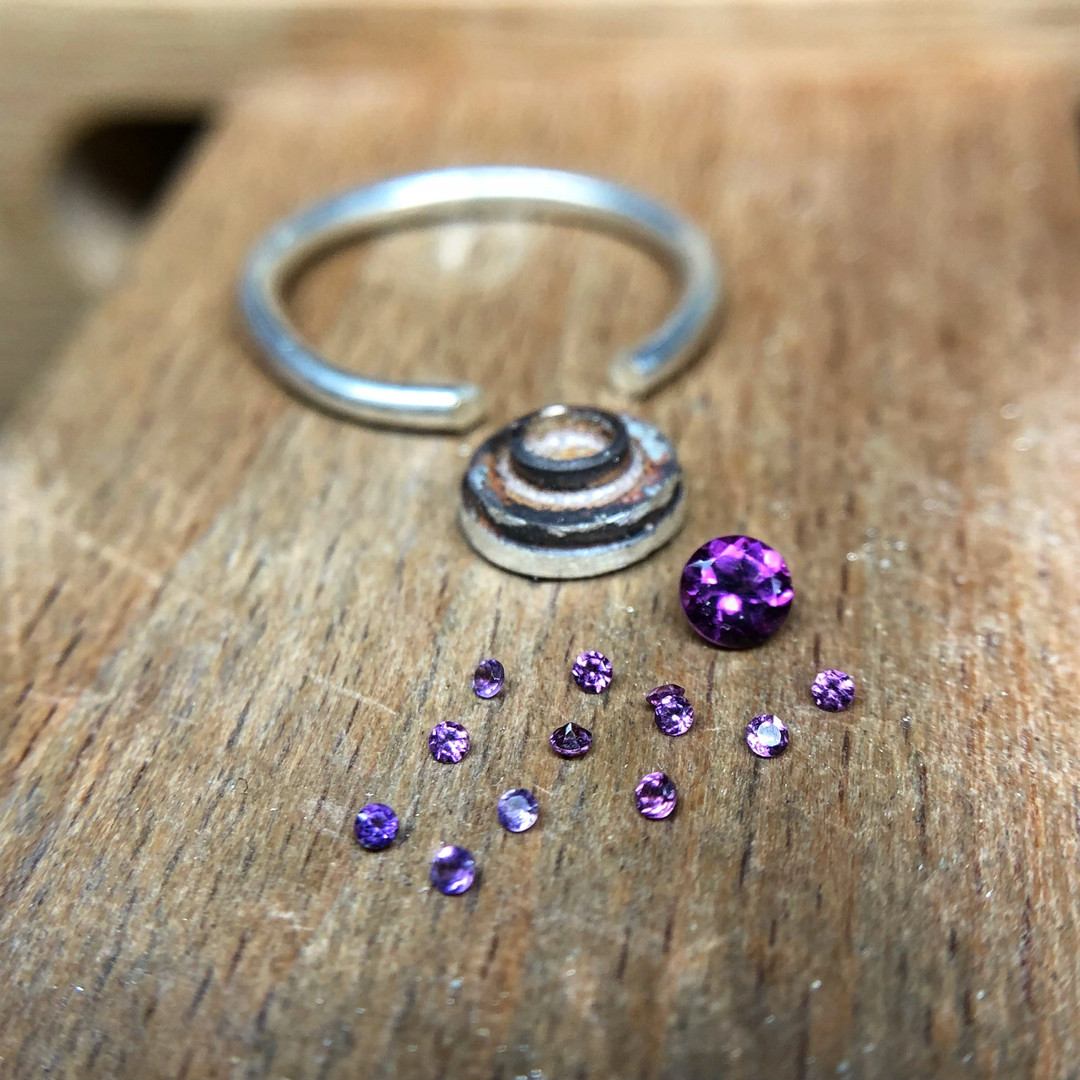 The Making of a Ring