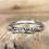 Thumbnail: Dainty Opal Bubble Ring