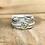 Thumbnail: Sun Setting Aquamarine  Ring