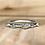 Thumbnail: Aquamarine Stacking Ring