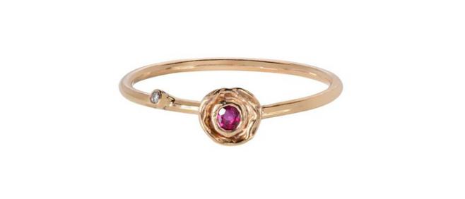 Ruby Rose Ring