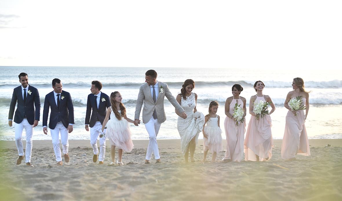 your dream wedding in Bali