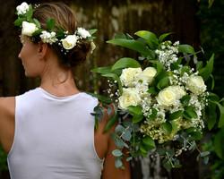 'Simple Chic' bridal bouquet