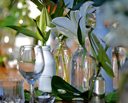 wedding flowers Bali