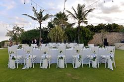 wedding reception decoration bali