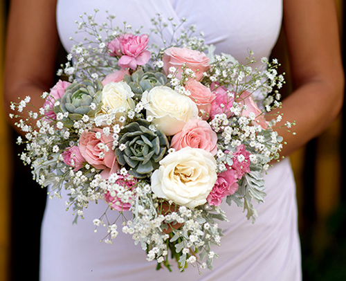Bridal Bouquet - PT 11