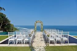 wedding ceremony decor bali