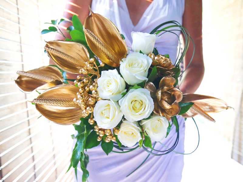 glamour flower bouquet bali