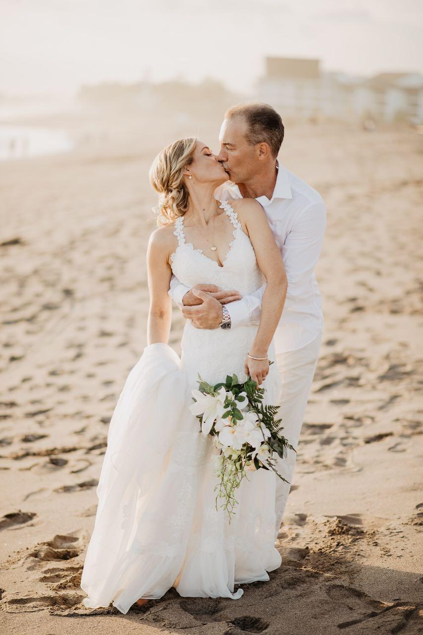 beach wedding in Bali