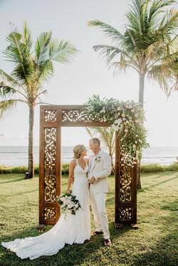 wedding decoration in Bali