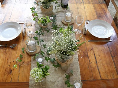 Table Decor - CS 51