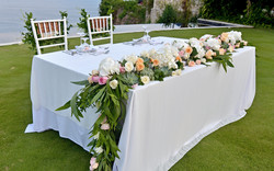 wedding garland bali