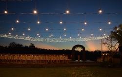wedding decor lighting