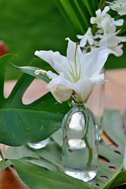 wedding flowers Bali