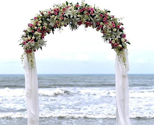 Wedding Arch - PT 42