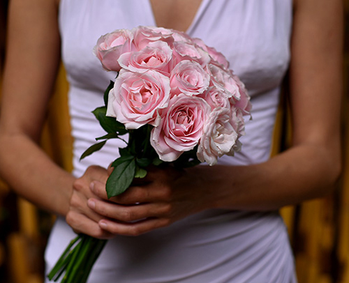 Bridesmaid's Bouquet - PT 22