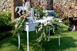 wedding reception bali