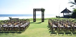 Blissful Beach Wedding