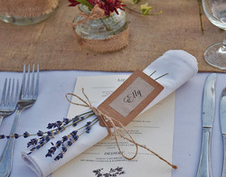 wedding decoration detail