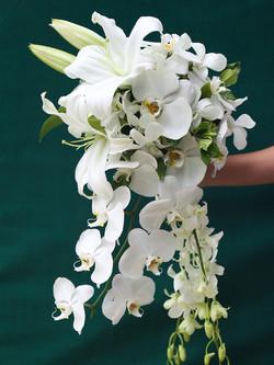 orchid bouquet bali