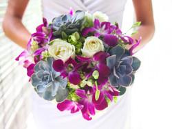 bride's bouquet bali