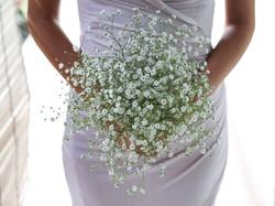 baby's breath wedding flower bali