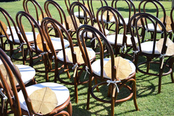 bentwood chair rental Bali