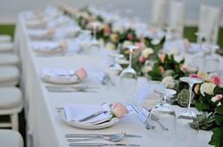 wedding table decoration bali