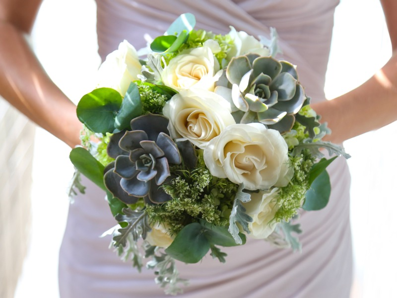 Bridesmaid's Bouquet - CS 21