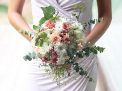bridal bouquet bali