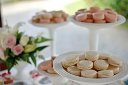 wedding sweet station