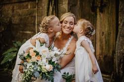 wedding bouquet in Bali