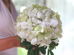 orchid wedding bouquet bali