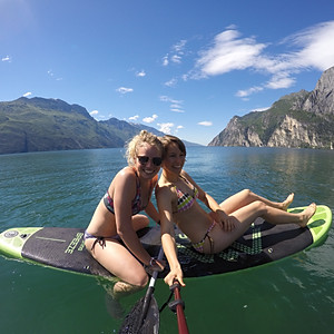 OutdoorChicks - Garda Lake