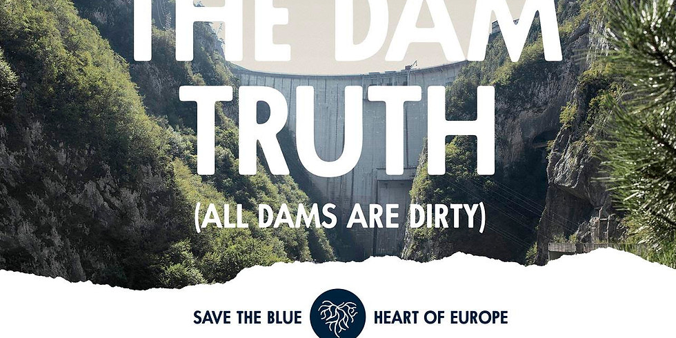 Blue Heart of Europe by Patagonia