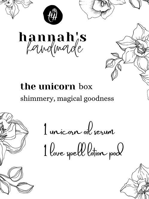 The unicorn box (mini)