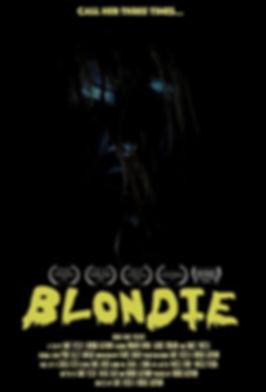 Poster Blondie