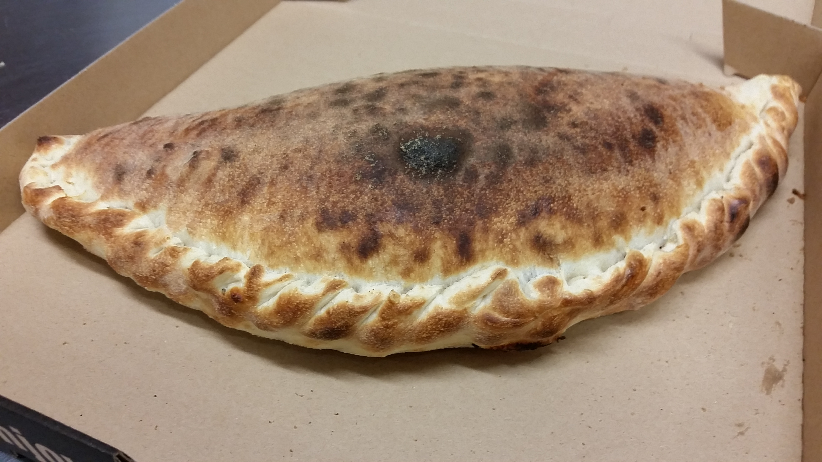 Calzone (Folded Pizza)