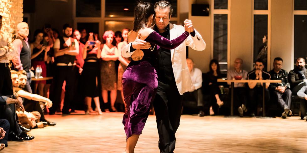 Arjantin Tango Yeni Sınıf
