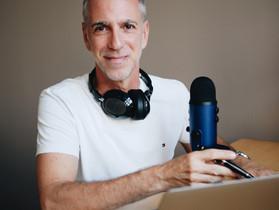 Behind the scene - Das Podcast-Setup