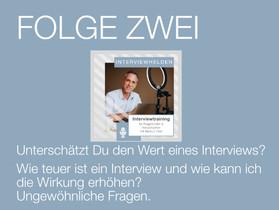 Interviewhelden-Podcast: Wert und Wirkung des Interviews