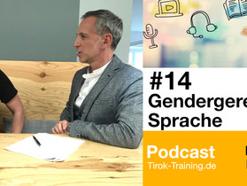 Podcast: #14 - Gendergerechte Sprache