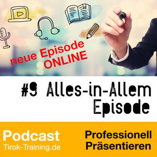 Der Podcast mit einem echten Blockbuster