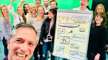 Workshop an der Hochschule Macromedia