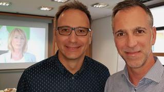 Neuer Vorstand des Bundesverbandes der  Medientrainer in Deutschland