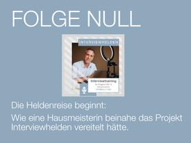 Interviewhelden-Podcast: Premiere