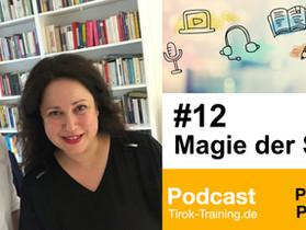 Die Magie der Stimme - im Gespräch mit Eva Weissmann