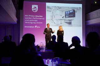 Weltneuheit - Philips stellt AZURION vor