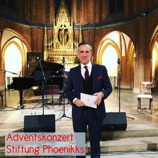 """""""Jeder kann helfen!"""" Jubiläum der Stiftung Phoenikks"""