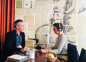 Interviewtricks Teil 2 - Ein Gespräch mit Podcastern Brigitte Hagedorn